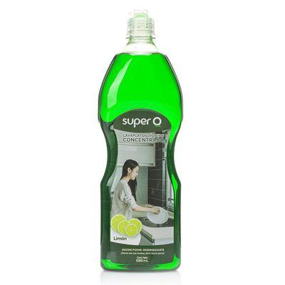 Jabon-Liquido-Para-Lavaplatos-Limon-1000-Ml---Super-Q