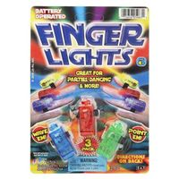 Finger-Lights