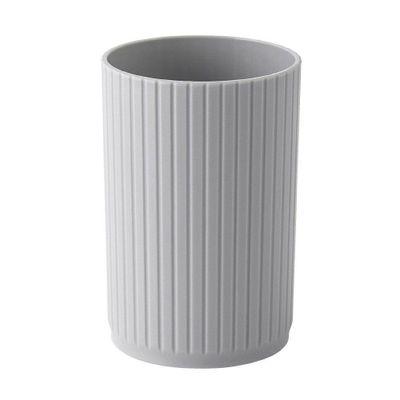 Vaso-Grey-Plastico