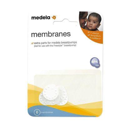 Membranas--Para-Extractor-6Pk---Medela