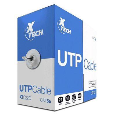Cable-Utp-Cat-5-Por-Metro---Xtech