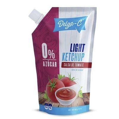 Ketchup-Delga-C-0--Azucar-400-Grs---Delgac
