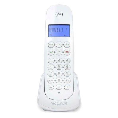 Telefono-Motorola-Blanco-Inalambrico---Motorola