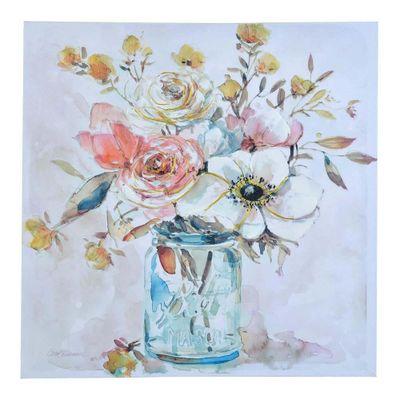 Cuadro-Flores-Blancas-Y-Rosadas-60X60X2.5-Cm---Concepts