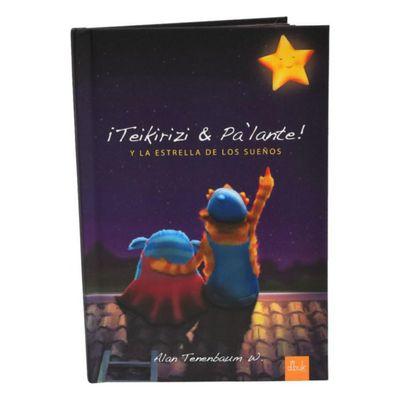 Libro-¡Teikirizi---Palante--Y-La-Estrella-De-Los-Sueños