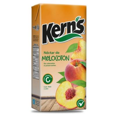 Kerns-Nectar-Melocoton-Tetra-1000-Ml---Kerns