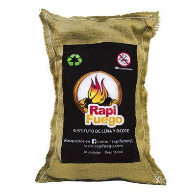 Rapi-Fuego-Briqueta-10Uds