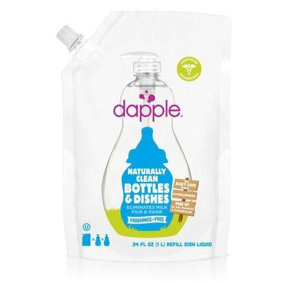 Refill-Liquido-De-Platos-Fragance-Free---Dapple