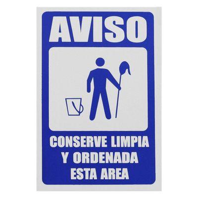 Rotulo-Conserve-Limpia-Y-Ordenada