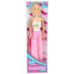 Bp-Fasion-Doll-Long-Dress-Flamingo