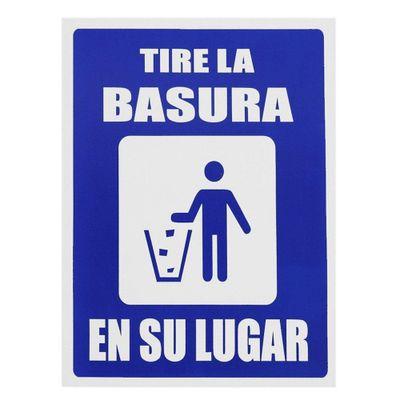 Rotulo-Tire-La-Basura