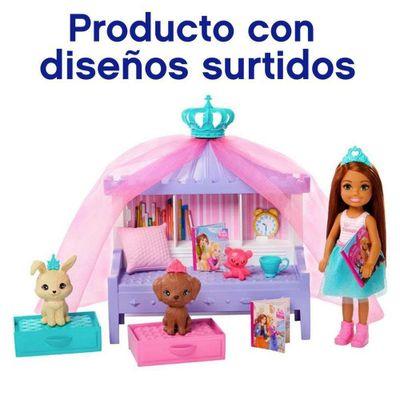 Barbie-Aventura-De-Princesas-Set-De-Chelsea-Surtido