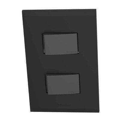 Interruptor-Doble-Negro-15A-Nobile---Bticino