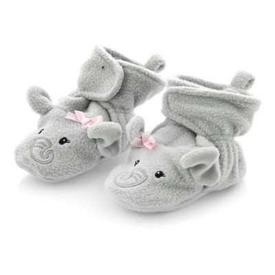 Botas-De-Felpa-Pretty-Elephant---Hudson-Baby-Varias-Tallas