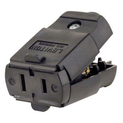 Conector-Para-Espiga-15A-Blk---Ace
