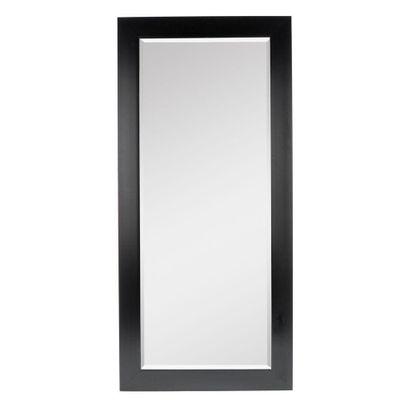 Espejo-Decorativo-60X150Cm-Cafe-Oscuro---Flor-De-Liz