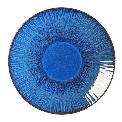 Plato-Base-32-Cm-Agata-Azul---Niu-Haus