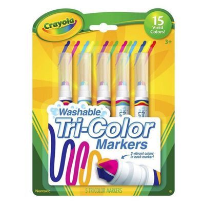 Washeble-Tricolor-Marker