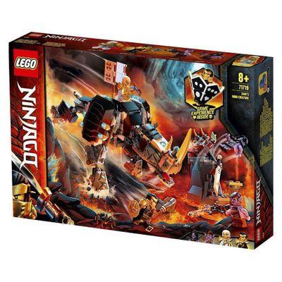 Lego-Ninjago---Rinocriatura-De-Zane-71719