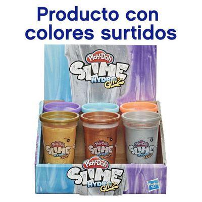 Play-Doh-Slime-Hyddro-Glitz-Surtido