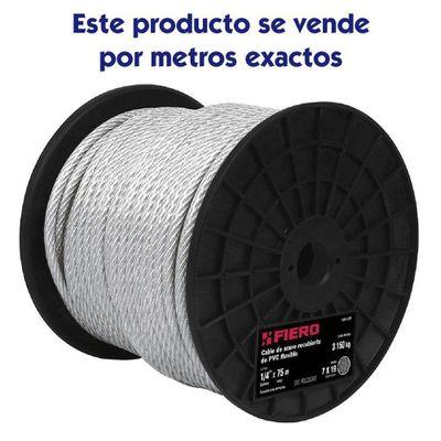 Cable-De-Acero-Con-Vinyl-1-4-Plg---Fiero