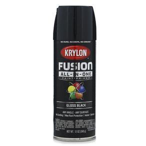 Spray-Brillante-Negro-Paint-Primer-Kryl---Rust-Oleum