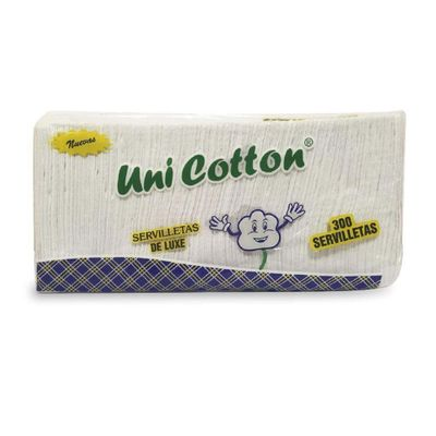 Servilletas-300-Unidades---Uni-Cotton