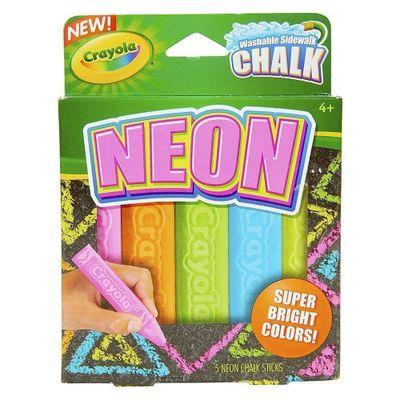 Crayola---Yeso-Neon-Grueso-5-Colores