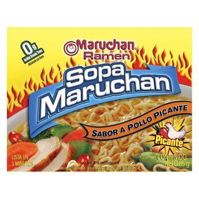 Sopa-Instantanea-Maruchan-Pollo-Picante-Bolsa-85---Maruchan