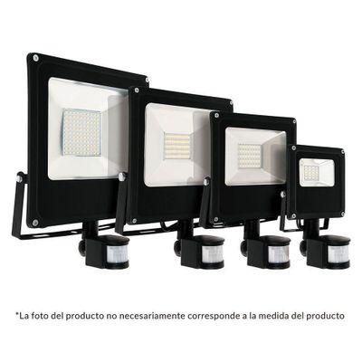 Reflector-De-Led-Con-Sensor-De-Mov---Volteck