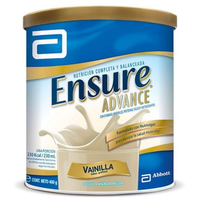 Ensure-Advance-Vainilla-400-G