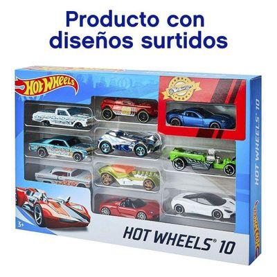 Hw-Carros-Basicos-10Pk