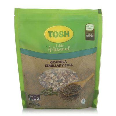 Granola-Tosh-Avena-Pasas-300Gr