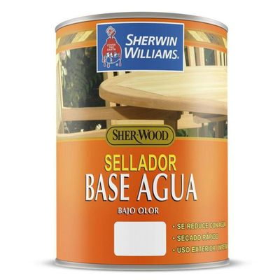 Sellador-Base-Agua-Para-Madera-1-Gal---Sherwin-Williams