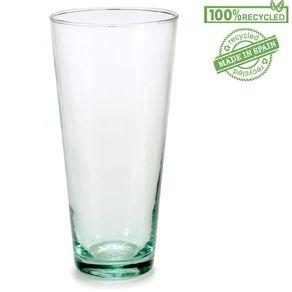 Florero-Vidrio-Reciclado