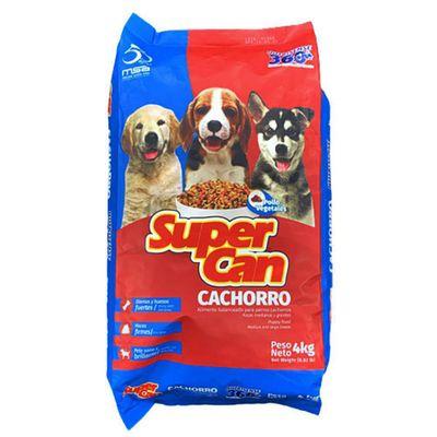 Alimento-Para-Cachorro-4-Kg---Super-Can