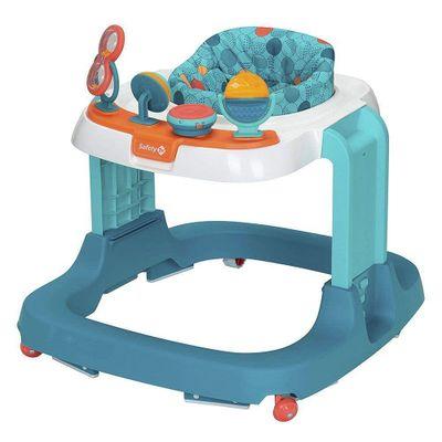 Araña-Ready-Set-Walk-Aqua-Peach---Safety-First