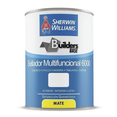Builders-Base-Sellador-Multifuncional-6000-Blanco-Mate-1-Gal---Sherwin-Williams