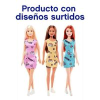 Barbie-Basica-Surtido