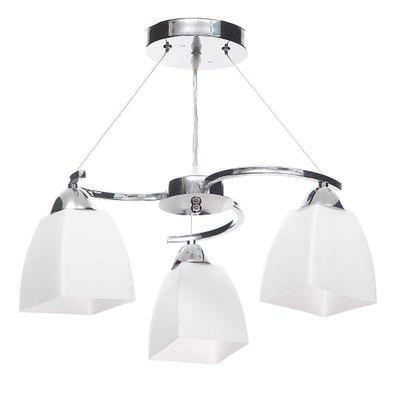 Lampara-Colgante-Cromada-Blanco-3Bombillosx60Wmax---Zlumini
