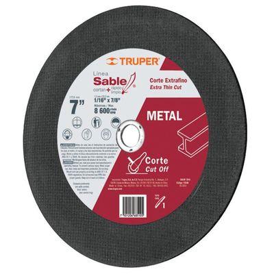 Disco-Para-Corte-De-Metal-7-Extrafino---Truper