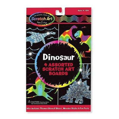 Scratch-Art-Dinosaurios