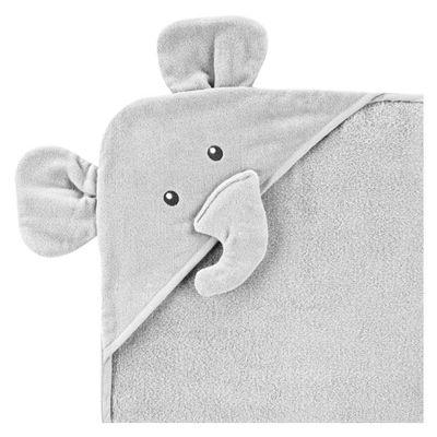 Toalla-Elefantito-Gris---Carters