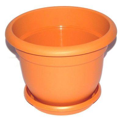 Maceta-De-Plastico--5-Para-Jardin-Color-Terracota---Spartaplast
