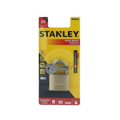 Candado-Standar-De-40Mm---Stanley