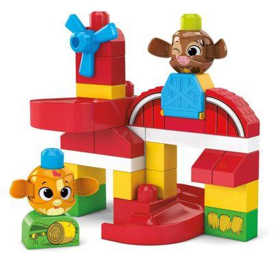 Mb-Peek-A-Blocks-Granjita---Mattel