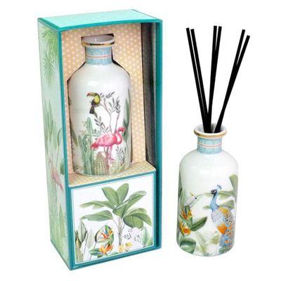 Frasco-De-Porcelana-Para-Aromaterapia-Color-Blanco-Y-Celeste-Con-Palillos----Toscana-Navidad