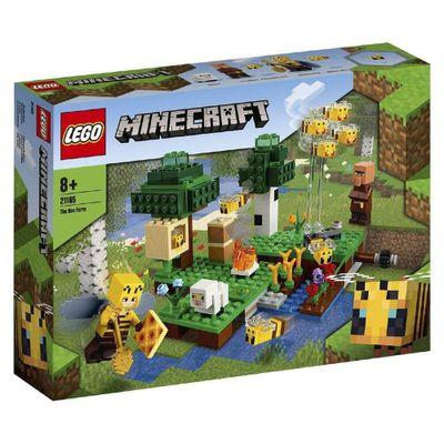 Lego-Minecraft---The-Bee-Farm-21165