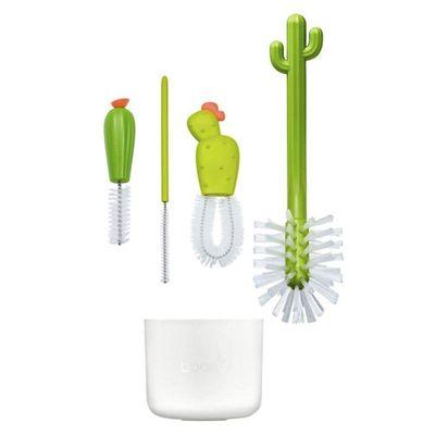 Set-Cepillos-Limpiadores-Cacti-4Pk-Verd---Boon