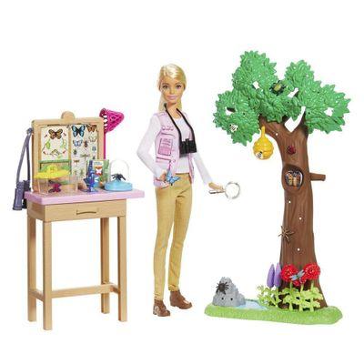 Barbie-Crrs-Prtnrshp-Plyst---Mattel
